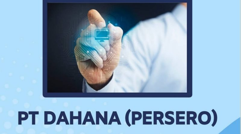 Lowongan MANAGEMENT TRAINEE PROGRAM IT – PT DAHANA (Persero) 2021